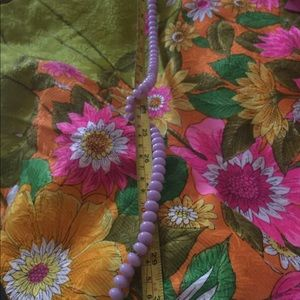 """Extra long 80s """"candy necklace"""""""